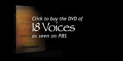 18 Voices Sing Kol Nidre